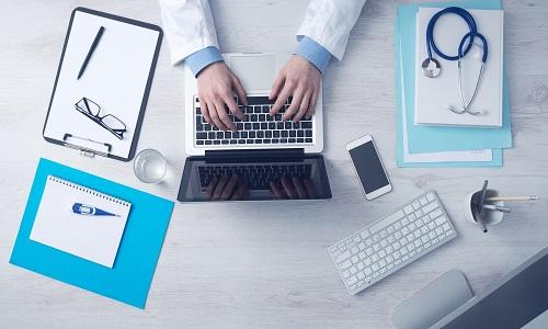 medical web theme